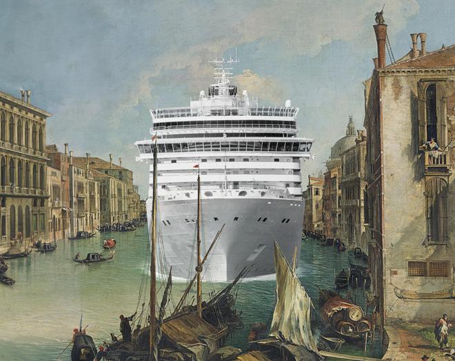 Articolo de El Mundo su Venezia