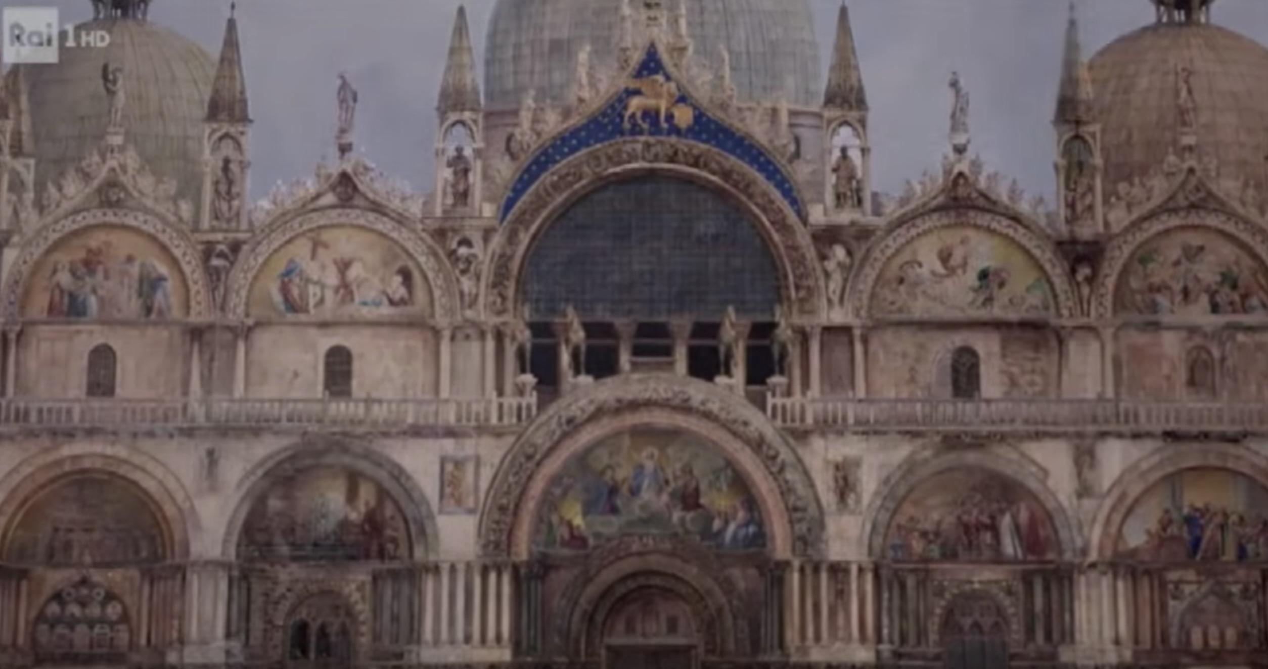 Venezia di giorno…Alberto Angela